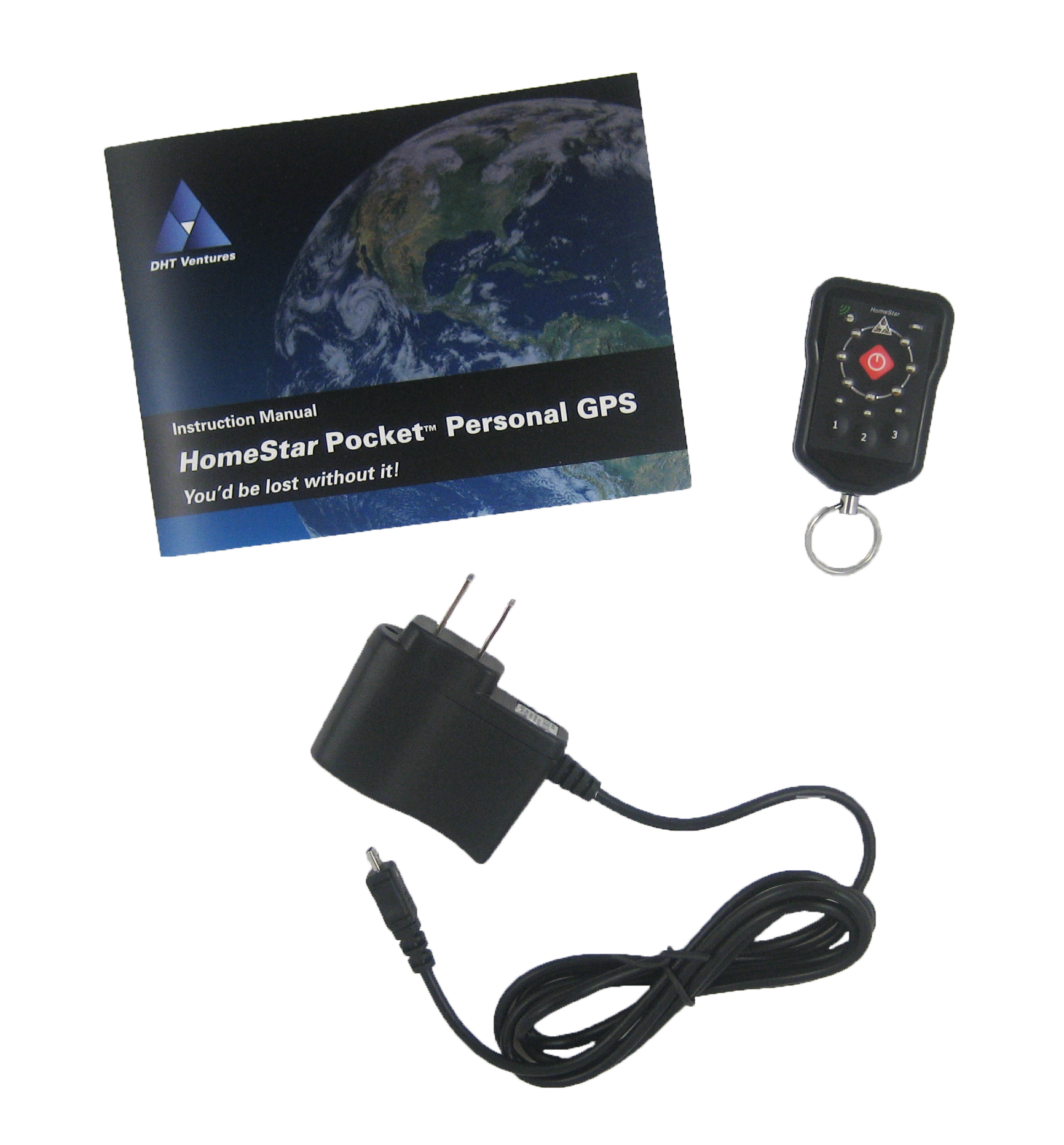 HomeStar Pocket GPS