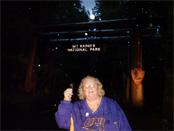 Carol Mt Rainier