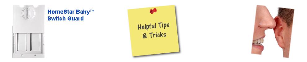 HomeStar Baby Tips and Tricks