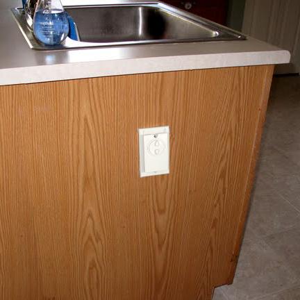HomeStar Safety Light Switch Guard for Single Rocker Switch